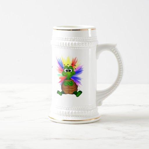 Never again drugs mug