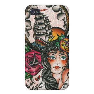 Never Again iPhone 4/4S Cover