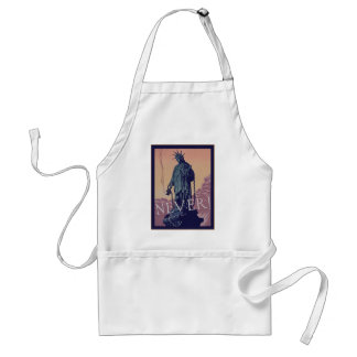 Never allow Liberty to be chained Standard Apron