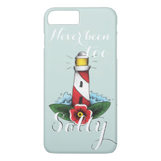 Never Been Too Salty iPhone 7 Plus Case