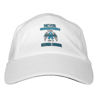 Never...Dystonia Warrior Hat