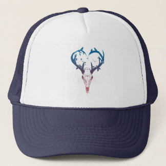 Never ending love trucker hat