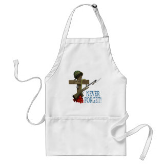 Never Forget Standard Apron