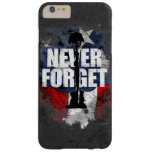 Never Forget (Memorial Day) Slim iPhone 6 Case