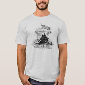 Never Forget Memorial Day T-shirt