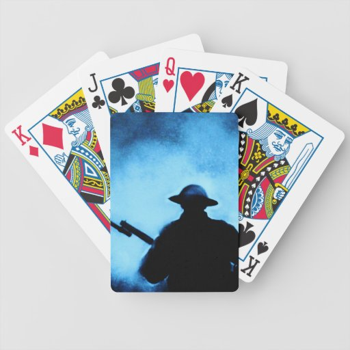 NEVER FORGET POKER CARDS