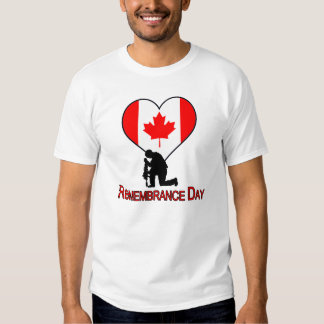 Never Forget Remembrance Day T-Shirts