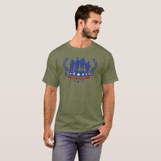 Never Forget Their Service Veterans Day Shirt