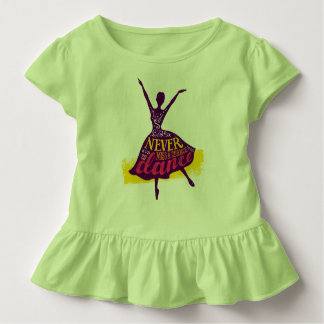Never Forget to Dance Toddler T-Shirt