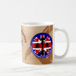Never Forgotten Basic White Mug