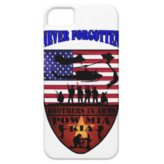 Never Forgotten iPhone 5 Covers