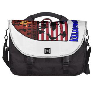 Never Forgotten Laptop Computer Bag