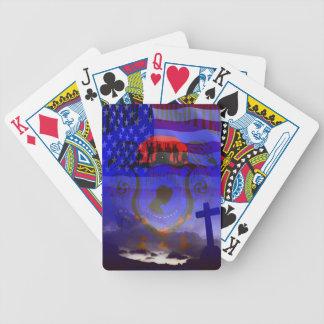 Never Forgotten POW-MIA Spielkarten
