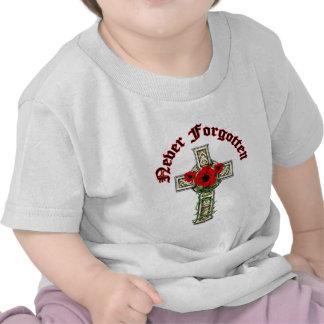 Never Forgotten Tee Shirts