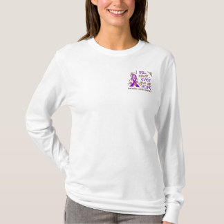Never Give Up Hope 4 Pancreatic Cancer T-Shirt