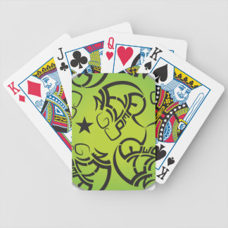 Never give up super cool & creative playing cards