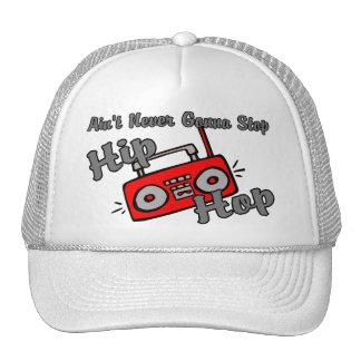 Never Gonna Stop Hip Hop Cap