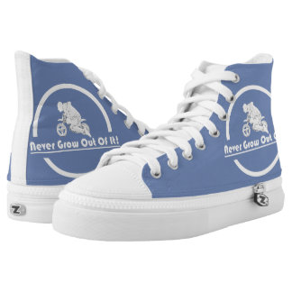 Never Grow Out of It High Top Shoes