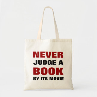 Never Judge a Book By Its Movie | For Book Lovers