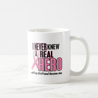 Never Knew A Hero 2 PINK (Girlfriend) Coffee Mug