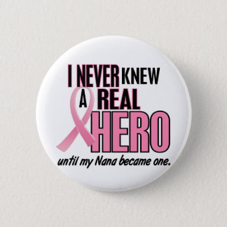 Never Knew A Hero 2 PINK (Nana) 6 Cm Round Badge