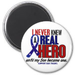 Never Knew A Hero 2 Son (Support Our Troops)