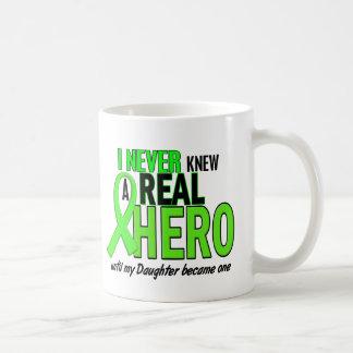 Never Knew A Real Hero 2 LIME (Daughter) Coffee Mug