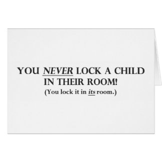 Never Lock a Child in Their Room.pdf Card