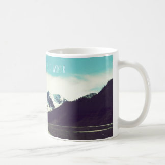 never loose your sense of wonder mug