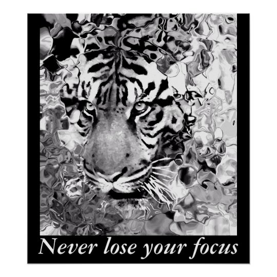 Never lose focus_ Poster
