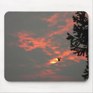 Never more the Raven... Mouse Mat