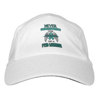 Never...PTSD Warrior Hat