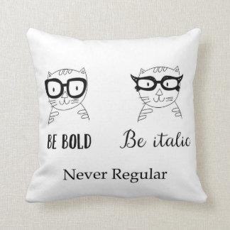 Never Regular Cushion