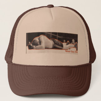 Never Say Die Boxing Hat