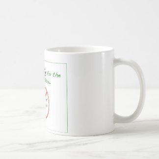 Never Settle for the Status Quo (style 1) Basic White Mug