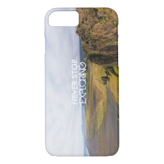 NEVER STOP EXPLORING iPhone 7 CASE