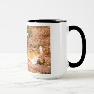 never stop mug