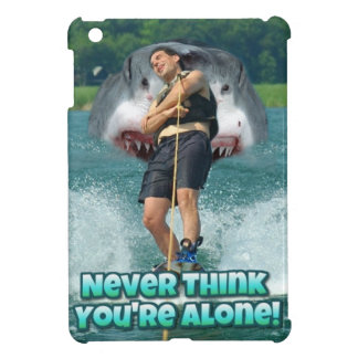 Never Think You're Alone iPad Mini Glossy Case iPad Mini Cover