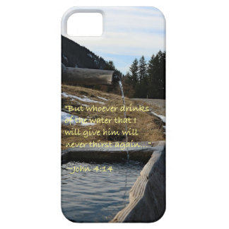 """""""Never thirst again"""" iPhone 5 Case"""