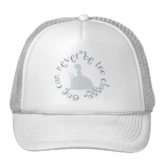 Never Too Classy Hat