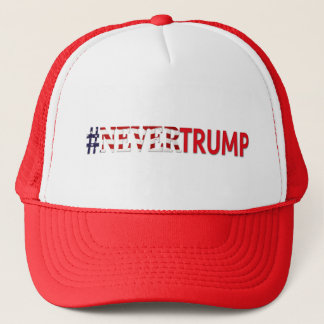 Never Trump 2016 Elections Politics #nevertrump Trucker Hat