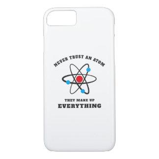Never trust an Atom iPhone 7 Case