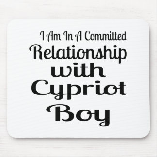 Never Underestimate Cypriot Daddy Mouse Pad