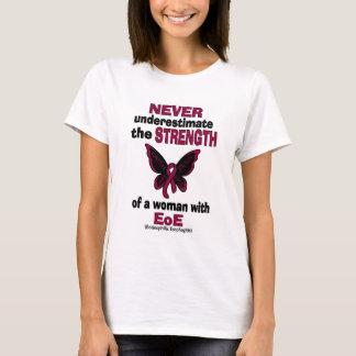 Never Underestimate...Woman...EoE T-Shirt