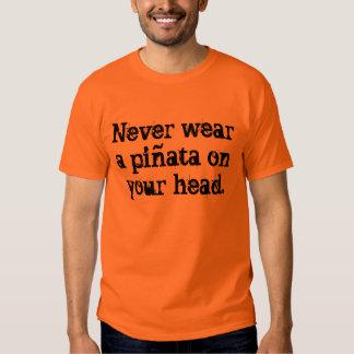 Never Wear T Shirt