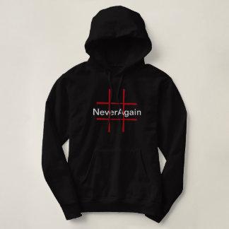 #NeverAgain hoodie by DAL