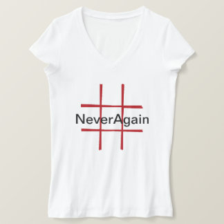 #NeverAgain t-shirt by DAL