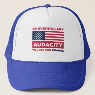 #NEVERHILLARY Trucker Hat