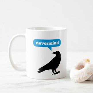 Nevermind Coffee Mug