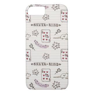 Nevermind EMILY x MILKGRRL iPhone 7 Case